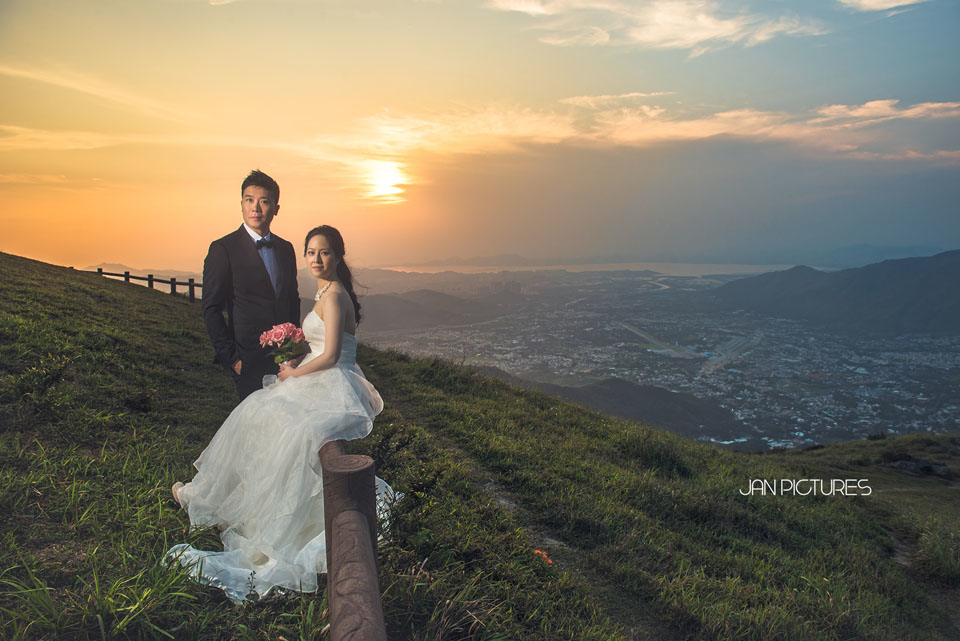 beautiful outdoor pre wedding pictures