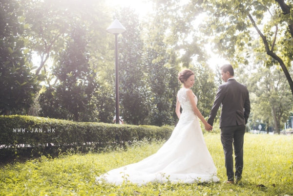 Outdoor weeding day photography
