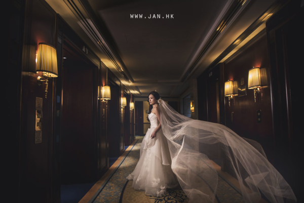 Artistic wedding photography HK
